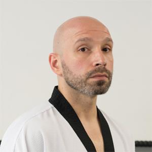 Master Joseph Lupo, Jr., Founder of the New York Black Belt Center